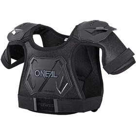 O'Neal Peewee Chest Guard Kids black